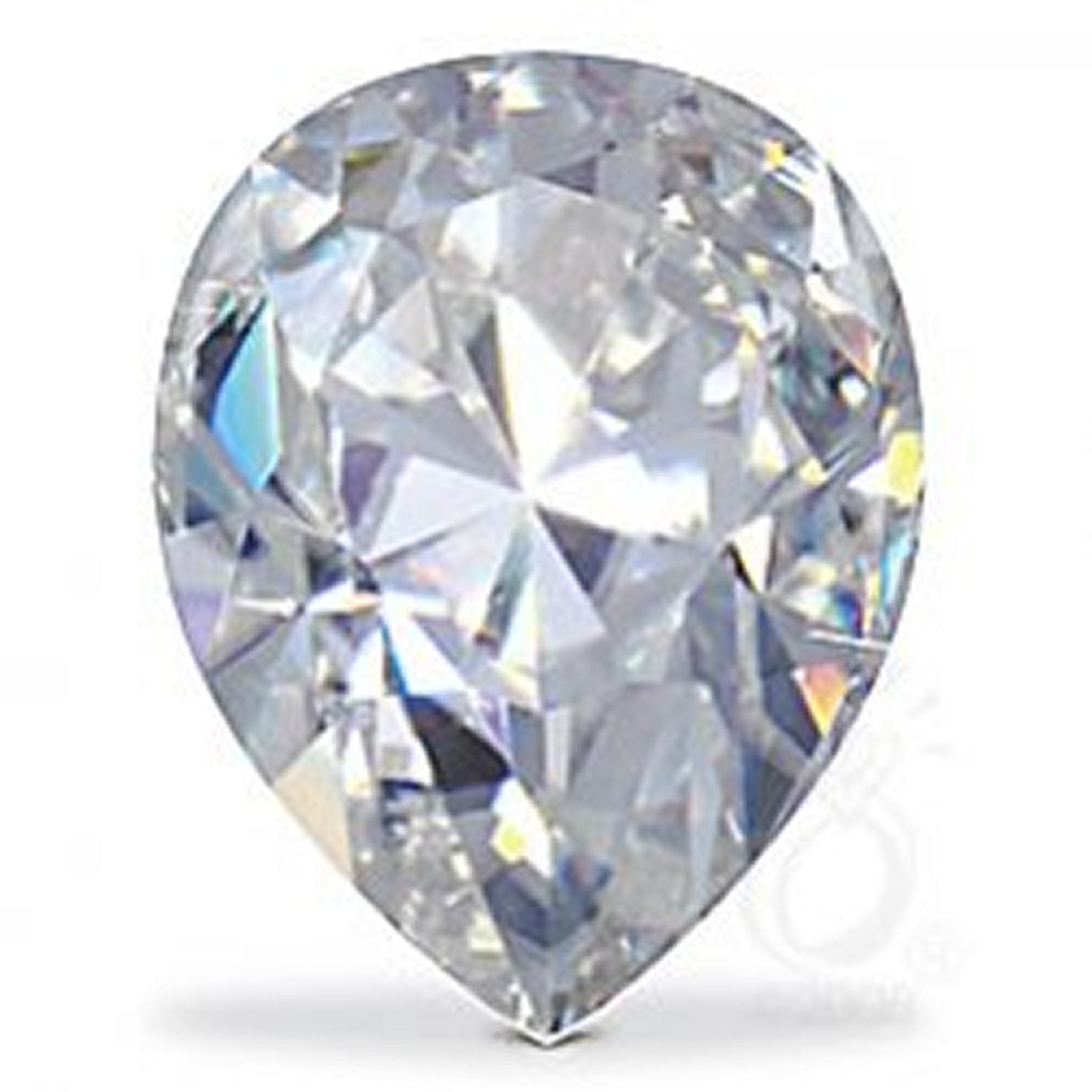 ct brown gemstone moissanite ring pin shape light loose round color clarity