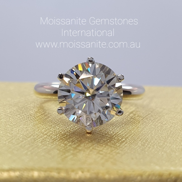 3ct solitaire engagement ring